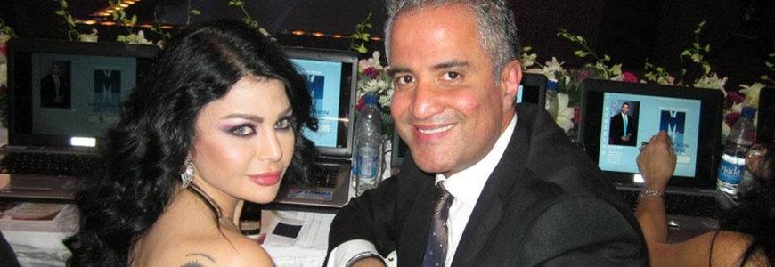 Jury at Mr. Lebanon 2012